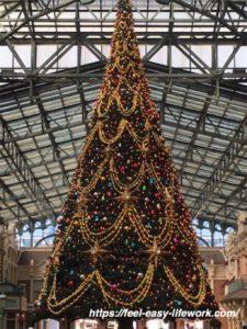 2019 ディズニーランド クリスマスツリー