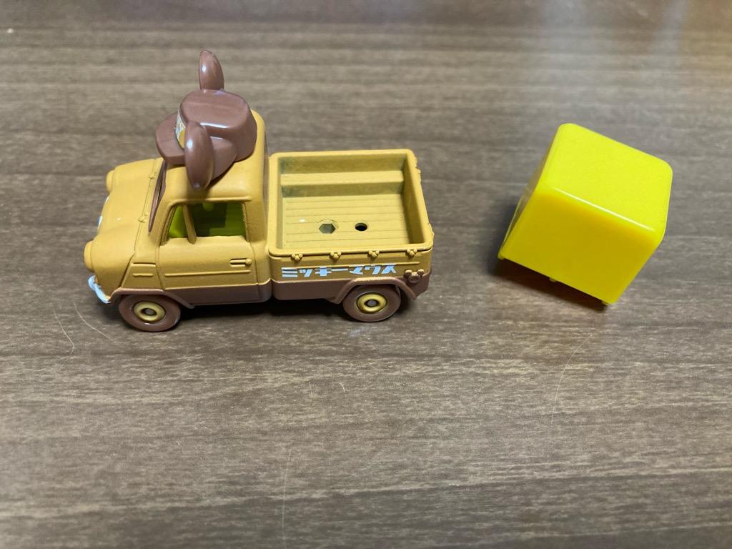 ディズニーモータース ソラッタ ミッキーマウス バレンタインエディション2020 取り外し部品